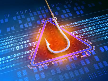 Brasil é líder mundial em golpes de phishing