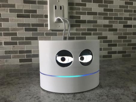 Alexa 'ganha' olhos em Echo Dot para lembrar usuário de que está ouvindo