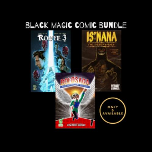 Black Magic Comic Box Bundle