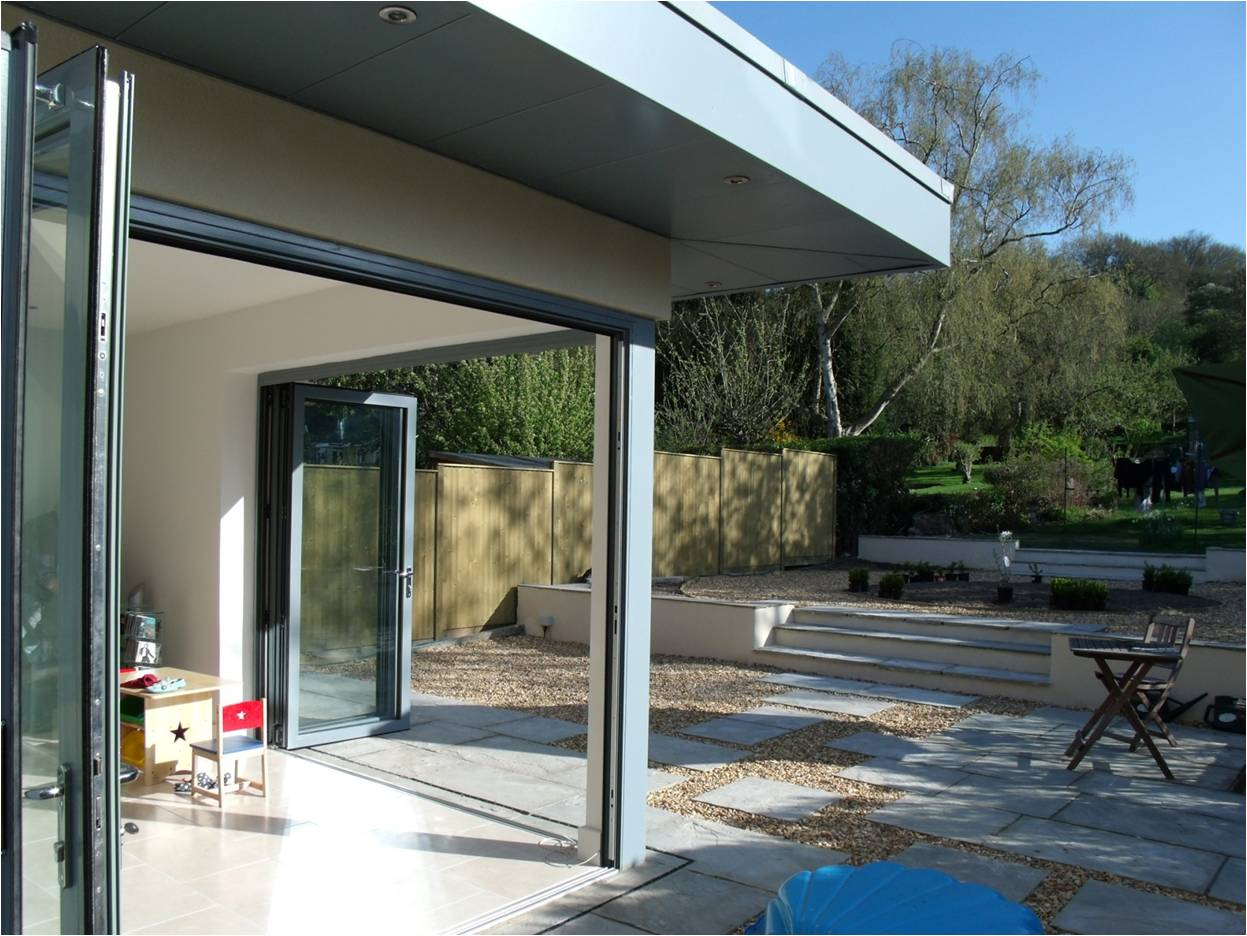 Modernist Extensions In Frome