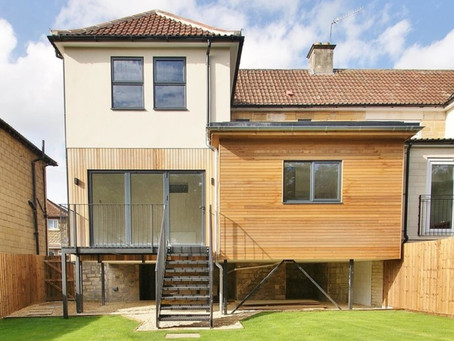 5 Reasons why now is a great time to plan your extension, loft conversion or house remodel project.