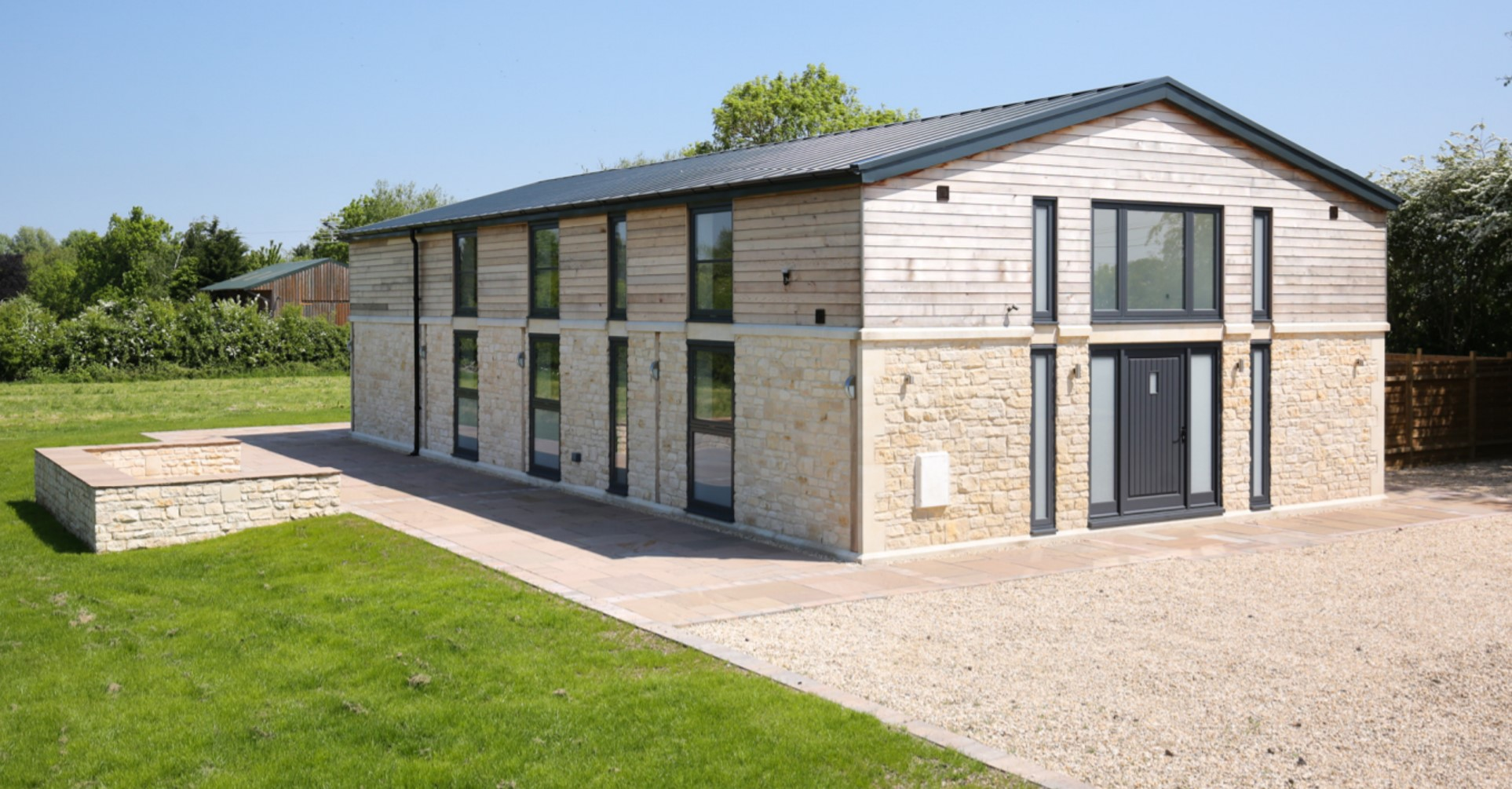 Class Q barn conversion