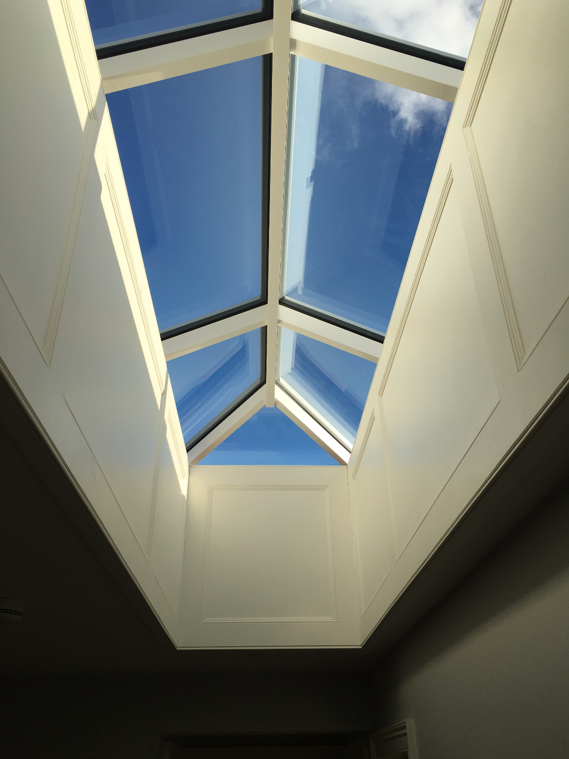 Skylight In New Build Newport