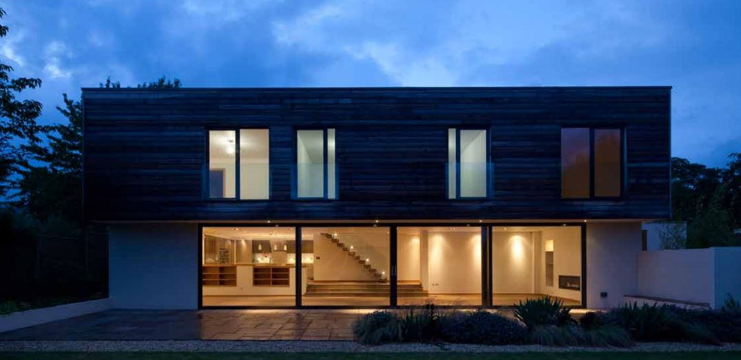 Modern New Build Design Newport