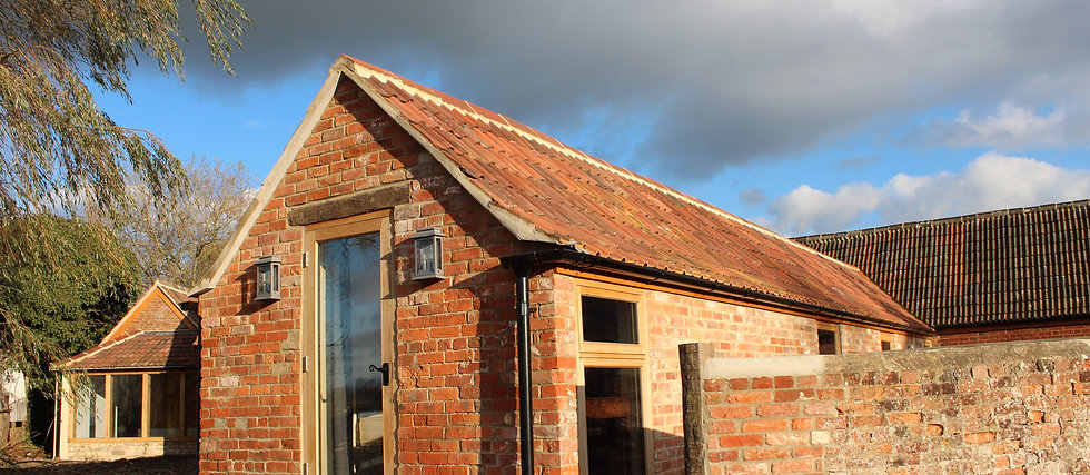 Barn Conversions in South Wales
