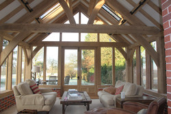 Oak Extension Architect in Frome