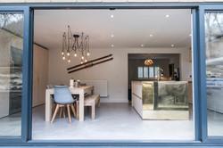 Sliding Doors & Kitchen Remodel
