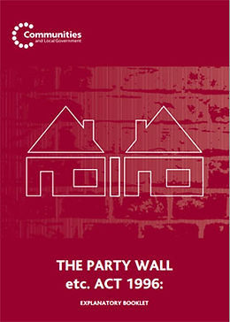 Goverment Party Wall Guide