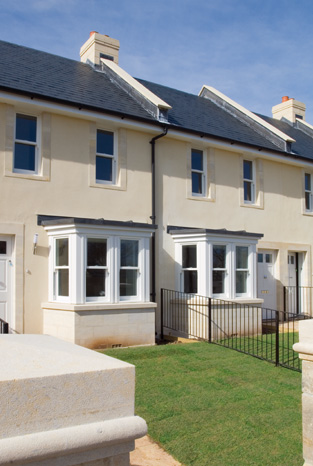 New Build Houses Newport