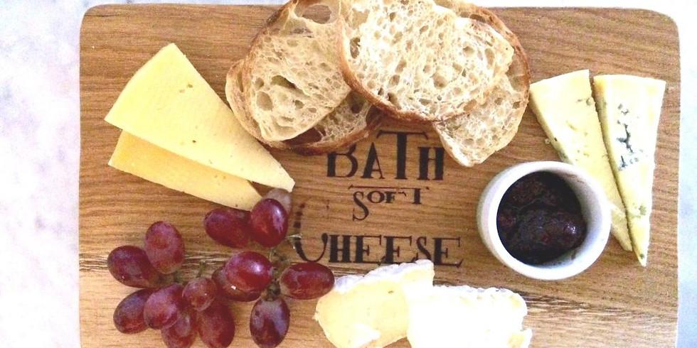 Wine + Cheese Evening