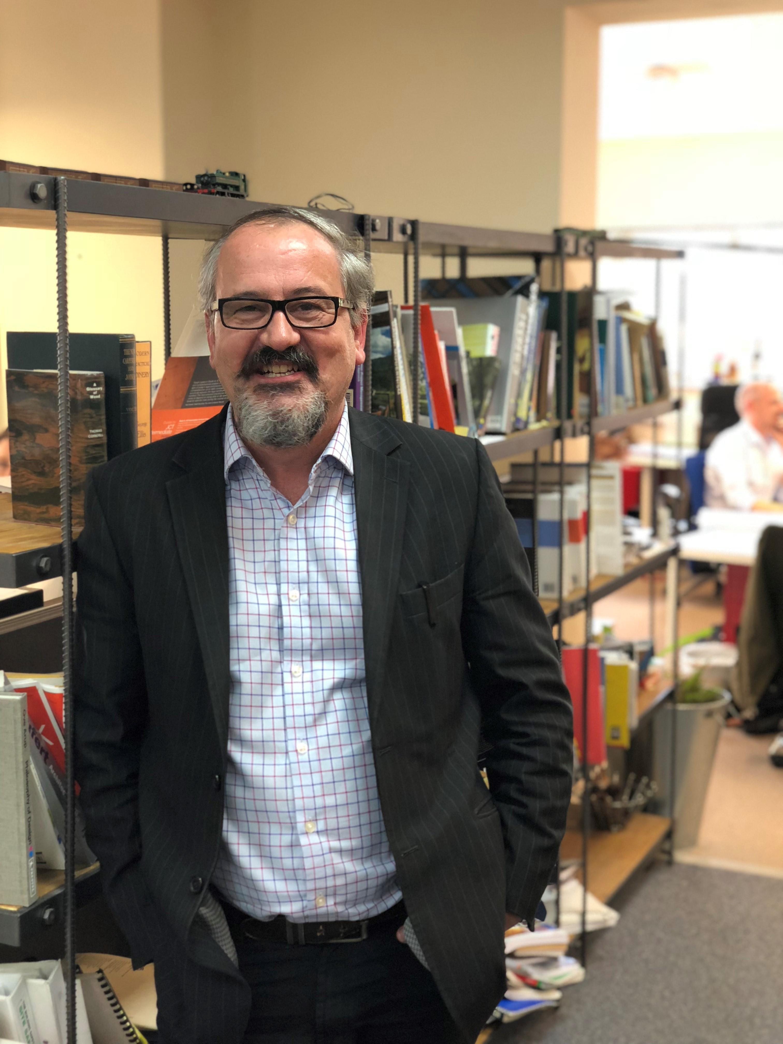Paul Keegan MRICS DipSurv MBA