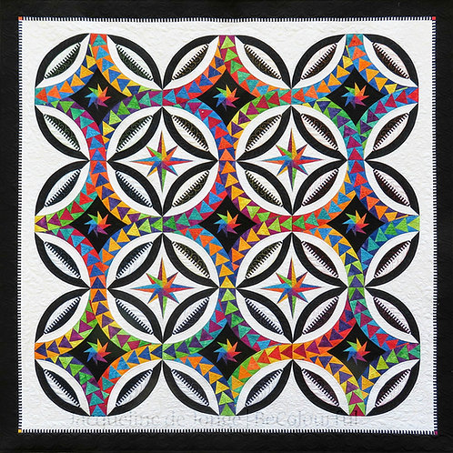 Fanciful Flight Pattern, By Jacqueline De Jonge