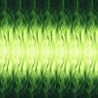 Rejuvenation Fabric Green Ombre 1 M X 1Y