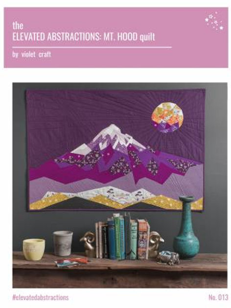 Elevated Abstractions Pattern by Violet Craft