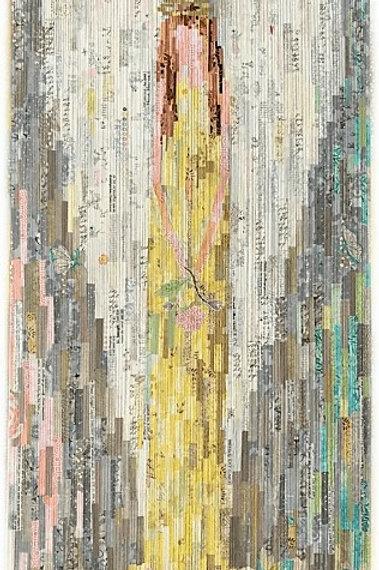 The Guardian, Angel Pattern by Laura Heine
