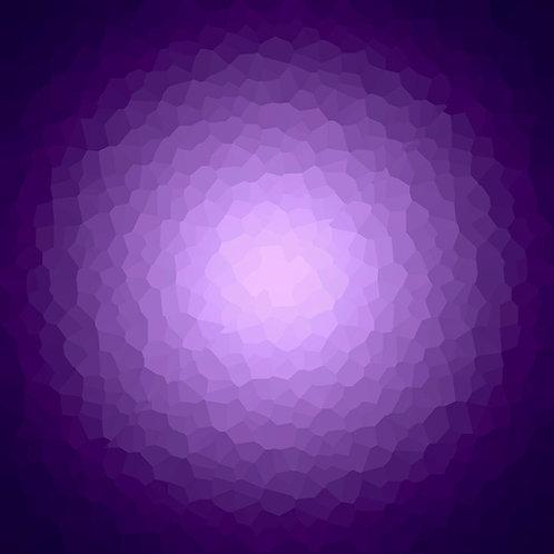Supernova Amethyst Panel