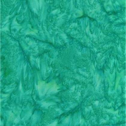 Bali Batik Medium to Dark Green 1M X 1Y
