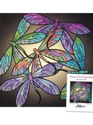 Dance of the Dragonflies. (Pattern Only)