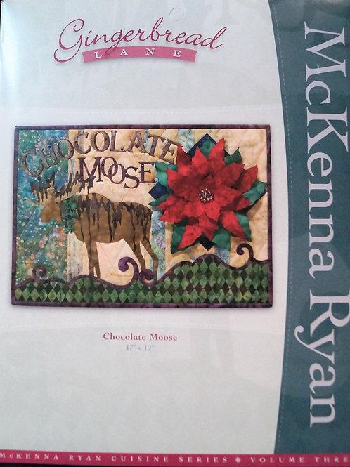 Gingerbread Lane, Chocolate Moose, McKenna Ryan Patterns