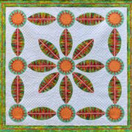 Flora Bella Pattern By Jacqueline De Jonge