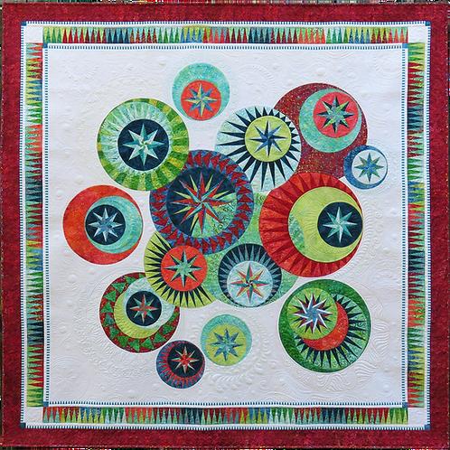 Dream Flight Pattern by Jacqueline De Jonge