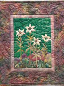 Petals of my Heart, Wood Lily Pattern, by McKenna Ryan