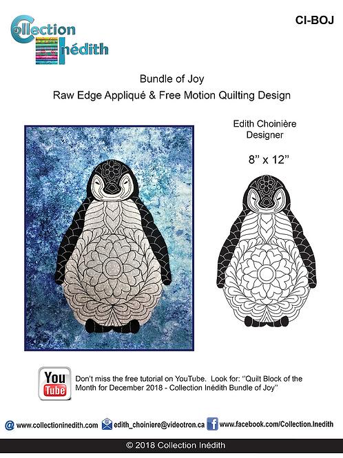 Bundle Of Joy, Pattern By Edith Choiniere - Designer