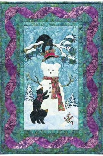 Heaven and Nature Sing, Making Friends, Block #2, McKenna ryan Pattern.