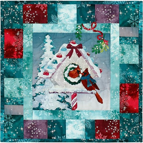 Season's Tweetings, Mistletoe Moment, Pattern By McKenna Ryan