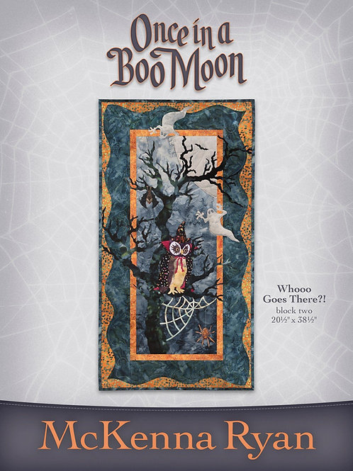 Once in a Boo Moon, Who Goes There? Laser Kit By McKenna Ryan