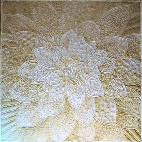 Dream Big Ivory Complete Quilt Kit