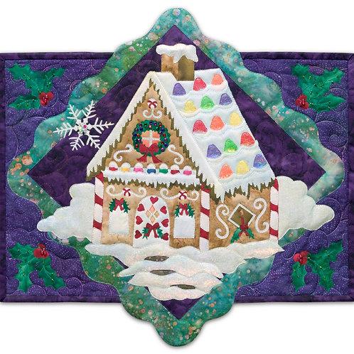 Gingerbread Lane, Home Sweet Home, McKenna Ryan Patterns