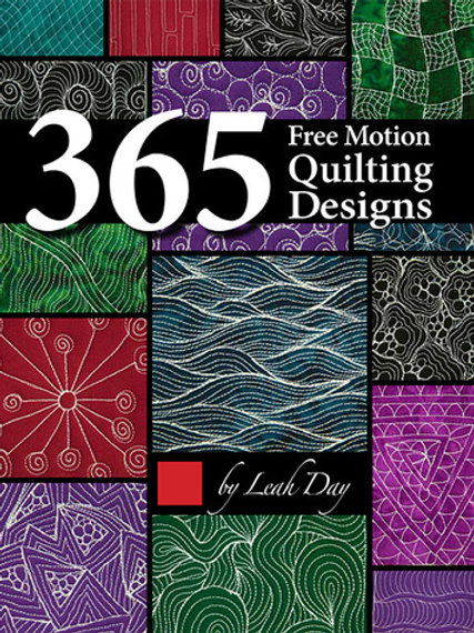 365 Free Motion Quilting Design