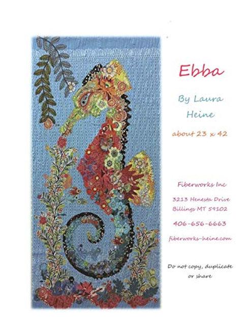 Ebba Pattern By Laura Heine