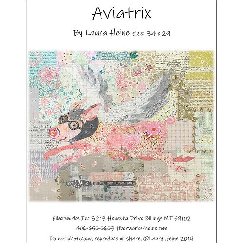 Aviatrix Pattern By Laura Heine