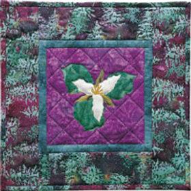 Petals of my Heart, Trillium Pattern, by McKenna Ryan
