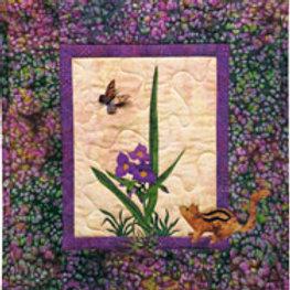 Petals of my Heart, Spiderwort Pattern, by McKenna Ryan