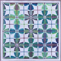 Lavender Fields Pattern By Jacqueline De Jonge