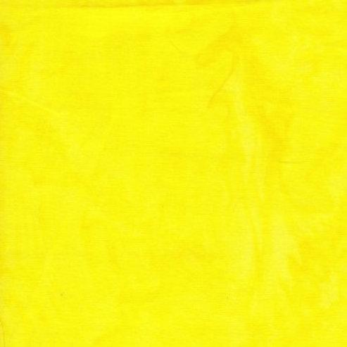 Bali Batik Fresh Bright Yellow 1M X 1/2Y