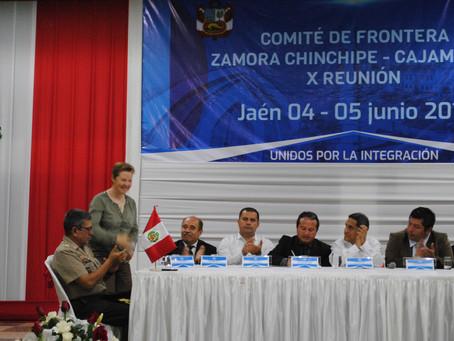 El proyecto INNOVACT fortalece la integración entre Zamora Chinchipe y Cajamarca