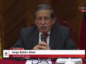 Jorge Bailón: el alcalde en su laberinto de conspiraciones y jirafas
