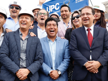 Señor Yunda usted gana, venda  Quito a las inmobiliarias