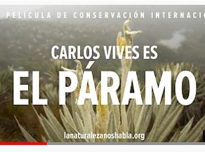"""Ocho artistas de Hispanoamérica se unen a la campaña """"La naturaleza nos habla"""""""
