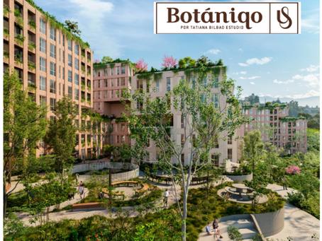 Los héroes y villanos en la construcción del Botaniqo