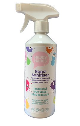 Children's 500ml Surface Disinfectant & Sanitiser Refill