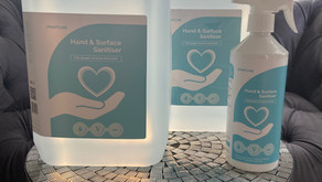 Hypochlorous Acid (HOCl) Ideal for Businesses inc Dentists, Opticians, Hotels, Schools & Nurseries