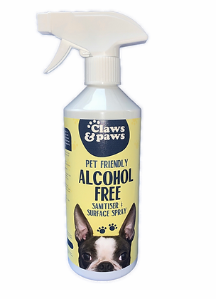 Pet Friendly 500ml Surface Disinfectant