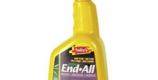 Safer's End All Insecticide Concentrate, 1 Litre