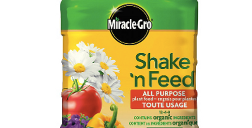 Miracle Grow Shake & Feed- 453 Grams