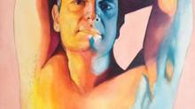 Témoignage /Portrait peint sur commande